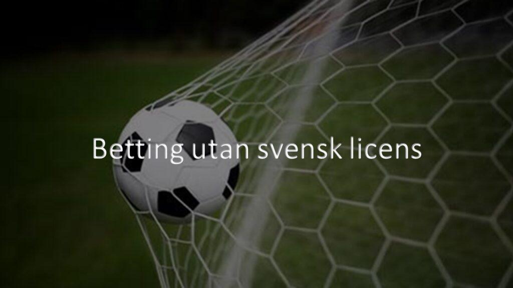 betting-utan-svensk-licens